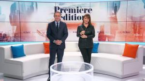 Adeline Francois dans Première Edition - 17/12/19 - 02