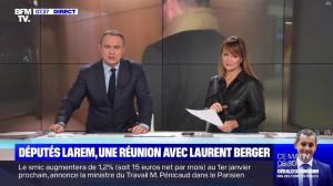 Adeline Francois dans Première Edition - 17/12/19 - 04