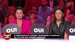 Agathe Auproux dans Balance ton Post - 24/10/19 - 01
