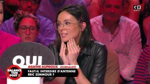 Agathe Auproux dans Balance ton Post - 24/10/19 - 04