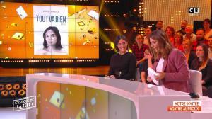Agathe Auproux dans c'est Que de la Télé - 05/11/19 - 04