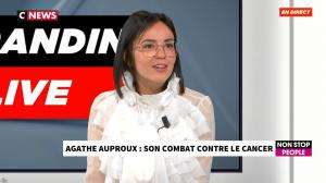 Agathe Auproux chez Morandini Live - 23/10/19 - 03