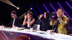 Alessandra Sublet dans une Bande-Annonce de Mask Singer - 22/11/19 - 02
