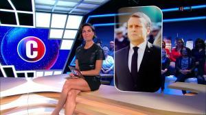 Alessandra Sublet dans c'est Canteloup - 01/10/19 - 02