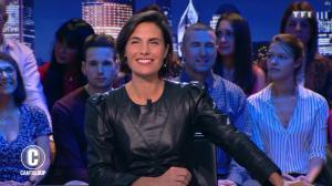 Alessandra Sublet dans c'est Canteloup - 08/11/19 - 04