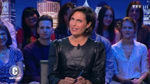 Alessandra Sublet dans c'est Canteloup - 08/11/19 - 06