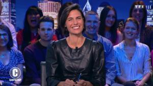 Alessandra Sublet dans c'est Canteloup - 08/11/19 - 07