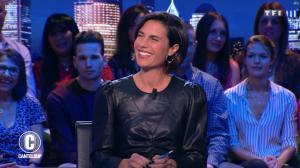 Alessandra Sublet dans c'est Canteloup - 08/11/19 - 10