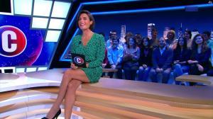 Alessandra Sublet dans c'est Canteloup - 09/10/19 - 01