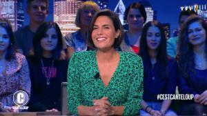 Alessandra Sublet dans c'est Canteloup - 09/10/19 - 09