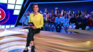 Alessandra Sublet dans c'est Canteloup - 10/10/19 - 01
