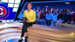 Alessandra Sublet dans c'est Canteloup - 10/10/19 - 03