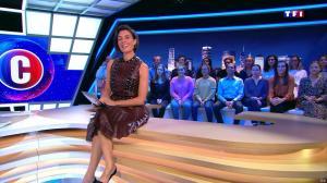 Alessandra Sublet dans c'est Canteloup - 17/10/19 - 01