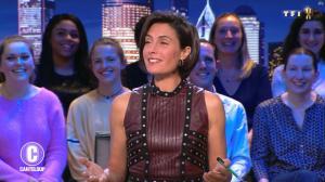 Alessandra Sublet dans c'est Canteloup - 17/10/19 - 06