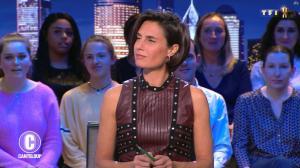 Alessandra Sublet dans c'est Canteloup - 17/10/19 - 07