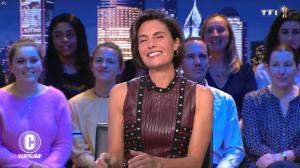 Alessandra Sublet dans c'est Canteloup - 17/10/19 - 08