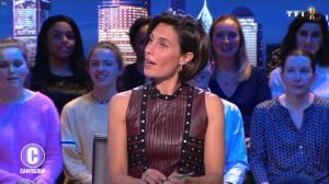 Alessandra Sublet dans c'est Canteloup - 17/10/19 - 10