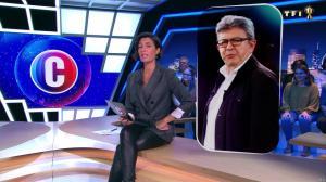 Alessandra Sublet dans c'est Canteloup - 25/09/19 - 02