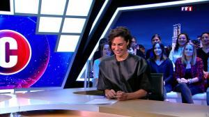 Alessandra Sublet dans c'est Canteloup - 28/10/19 - 01