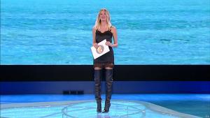 Alessia Marcuzzi dans l'Isola Dei Famosi - 11/03/19 - 05