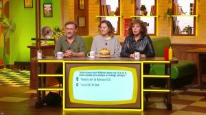 Anne Depetrini dans Burger Quiz - 04/12/19 - 01