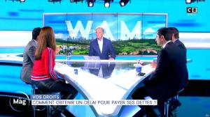 Caroline Munoz dans William à Midi - 03/10/19 - 03