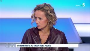 Caroline Roux dans C dans l'Air - 07/10/19 - 03