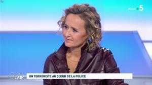 Caroline Roux dans C dans l'Air - 07/10/19 - 13