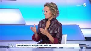 Caroline Roux dans C dans l'Air - 07/10/19 - 14