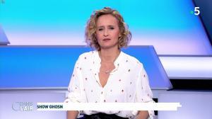 Caroline Roux dans C dans l'Air - 08/01/20 - 01