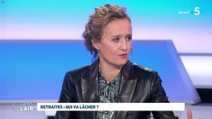 Caroline Roux dans C dans l'Air - 09/12/19 - 11