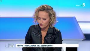 Caroline Roux dans C dans l'Air - 25/09/19 - 02