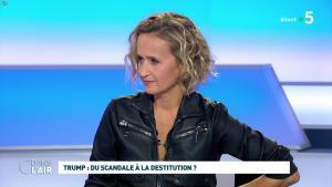 Caroline Roux dans C dans l'Air - 25/09/19 - 03