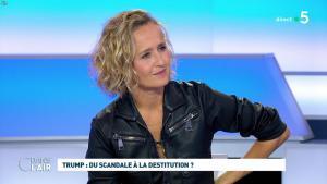 Caroline Roux dans C dans l'Air - 25/09/19 - 04