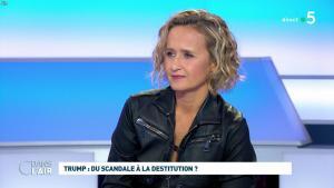 Caroline Roux dans C dans l'Air - 25/09/19 - 12