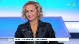 Caroline Roux dans C dans l'Air - 25/09/19 - 14