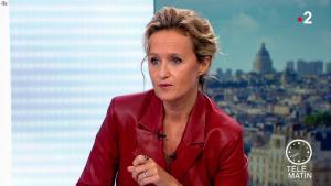 Caroline Roux dans les 4 Vérités - 02/10/19 - 05