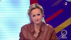 Caroline Roux dans les 4 Vérités - 04/12/19 - 02