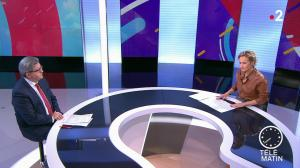 Caroline Roux dans les 4 Vérités - 04/12/19 - 03