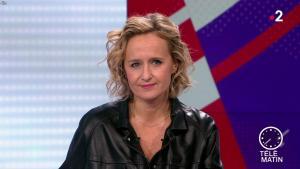 Caroline Roux dans les 4 Vérités - 07/11/19 - 01