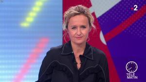 Caroline Roux dans les 4 Vérités - 09/10/19 - 01