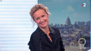 Caroline Roux dans les 4 Vérités - 09/10/19 - 06