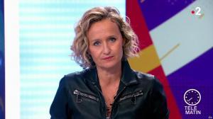 Caroline Roux dans les 4 Vérités - 23/09/19 - 01