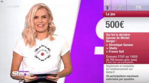 Claire Nevers dans Absolument Stars - 03/08/19 - 01