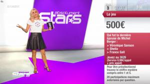 Claire Nevers dans Absolument Stars - 03/08/19 - 02
