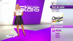 Claire Nevers dans Absolument Stars - 03/08/19 - 03