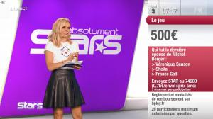 Claire Nevers dans Absolument Stars - 03/08/19 - 04
