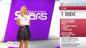 Claire Nevers dans Absolument Stars - 03/08/19 - 05