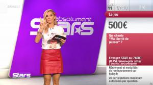 Claire Nevers dans Absolument Stars - 11/01/20 - 04