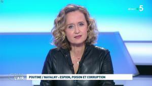Caroline Roux dans C dans l'Air - 28/01/21 - 01